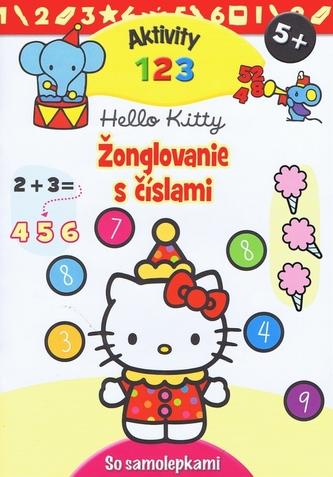 Hello Kitty Žonglovanie s číslami