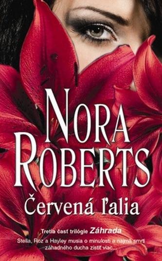 Červená žalia - Nora Roberts