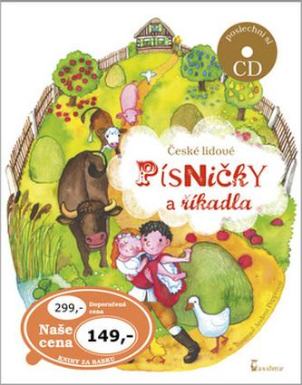 České lidové písničky a říkadla - Andrea Popprová