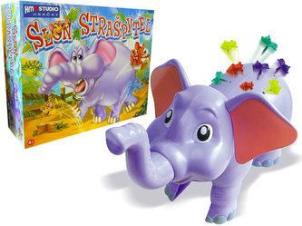 Slon strašpytel - Hra - neuveden