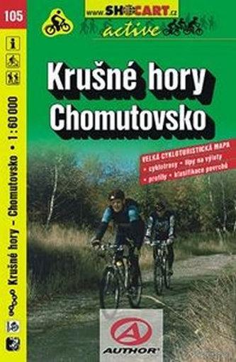 KRUŠNÉ HORY CHOMUTOVSKO 105 - neuveden