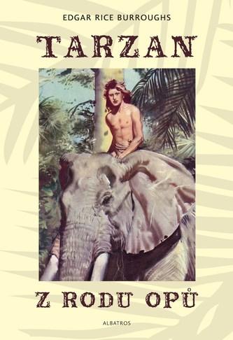 Tarzan z rodu Opů (1) - Zdeněk Burian, Edgar Rice Burroughs