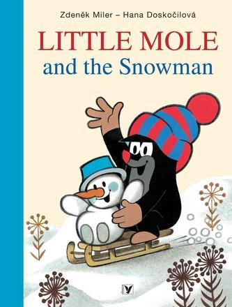 Little Mole and the Snowman - Zdeněk Miler, Hana Doskočilová