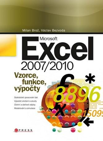 Microsoft Excel 2007/2010 - Milan Brož, Václav Bezvoda
