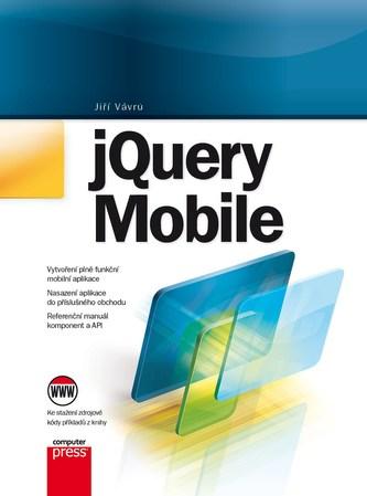 jQuery Mobile - Jiří Vávrů