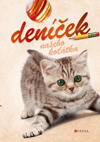 Deníček našeho koťátka