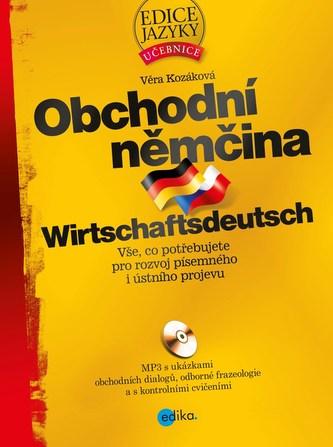 Obchodní němčina - Věra Kozáková