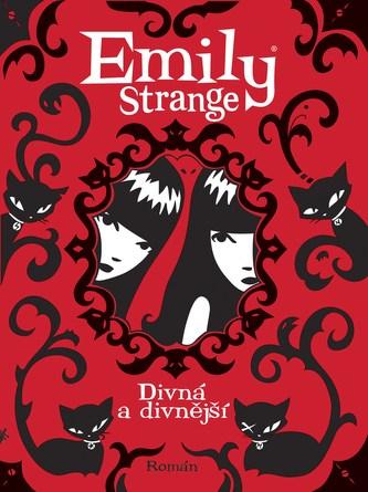 Emily Strange - Divná a divnější - Rob Reger, Jessica Grunerová