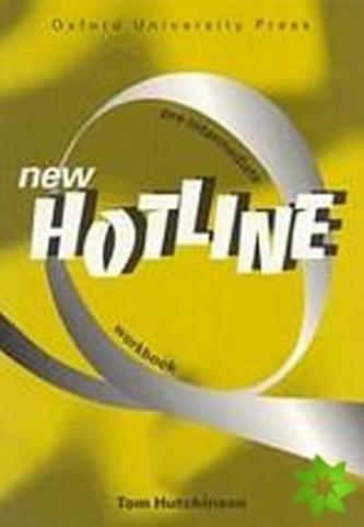 New hotline Pre-intermediate Teacher´s book - Tom Hutchinson