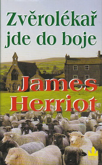 Zvěrolékař jde do boje - Herriot James