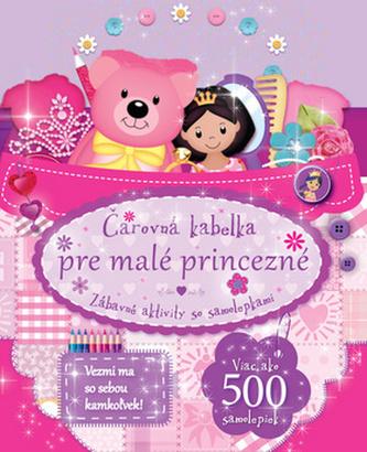Čarovná kabelka pre malé princezné