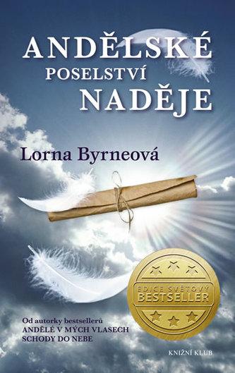 Andělské poselství naděje - Byrneová Lorna