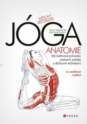 JÓGA - anatomie, 2. rozšířené vydání - Amy Matthews, Leslie Kaminoff