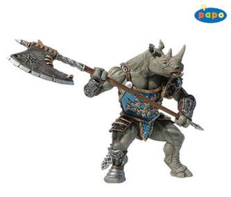 Nosorožec válačník