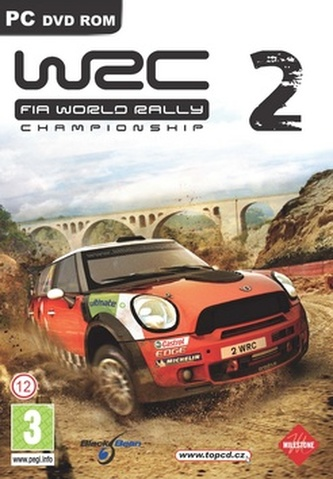 WRC 2 FIA World Ralley