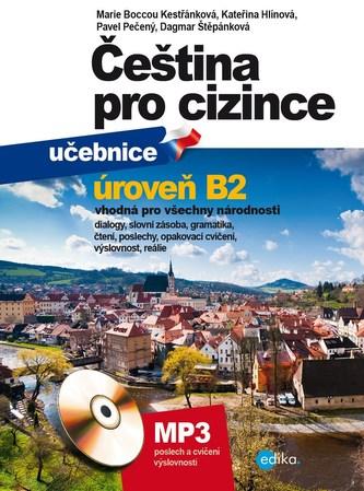 Čeština pro cizince B2 - učebnice a cvičebnice