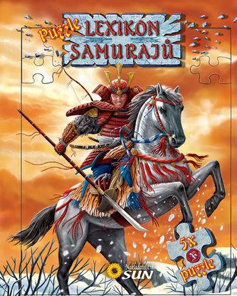 Lexikon samurajů - 5x puzzle - neuveden