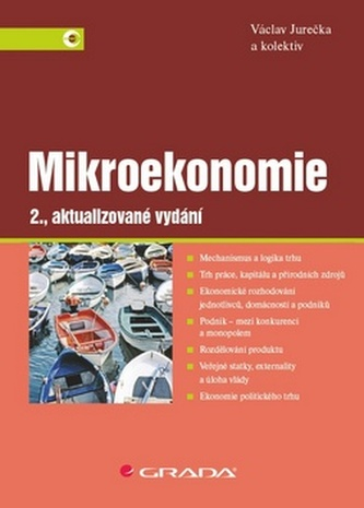 Mikroekonomie - Jurečka Václav a kolektiv