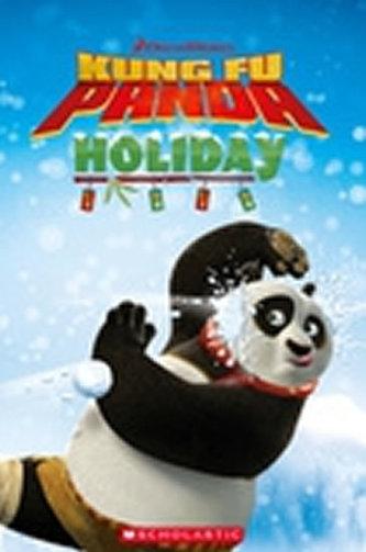 Popcorn ELT Readers 1: Kung Fu Panda Holiday with CD - neuveden