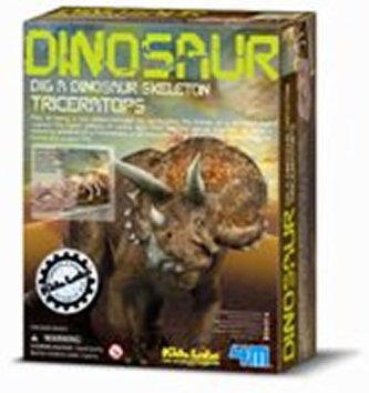 Triceratops - Skládací kostra - neuveden