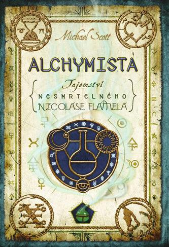 Alchymista - Tajemství nesmrtelného Nicolase Flamela - Scott Michael