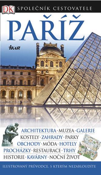 Paříž - Společník cestovatele - Tillier Alan