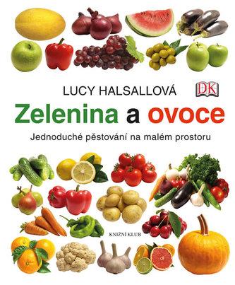 Zelenina a ovoce - Halsallová Lucy
