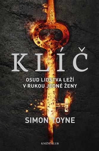 Klíč - Toyne Simon