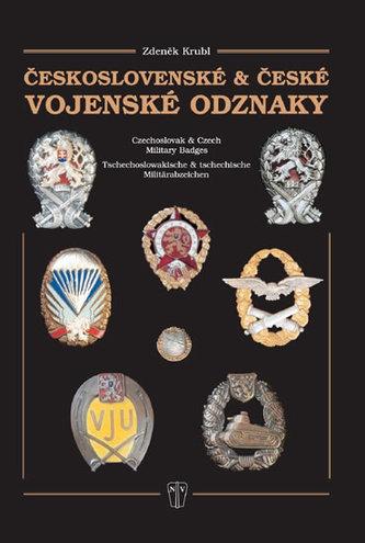 Českoslovské a české vojenské odznaky - neuveden