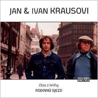 Jan a Ivan Kraus - Rodinný sjezd - CD - neuveden