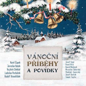 Vánoční příběhy a povídky - CD - neuveden