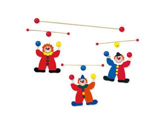 Závěsný kolotoč - žongléři - neuveden