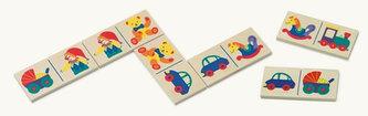 Domino - hračky - v papírovém kartonu 1 - neuveden