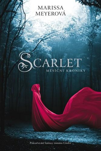 Scarlet - Měsíční kroniky - kniha druhá - Meyerová Marissa