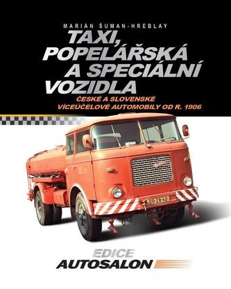Taxi, popelářská a speciální vozidla - Marián Šuman-Hreblay