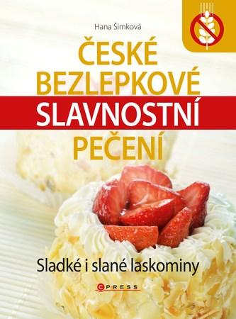 České bezlepkové slavnostní pečení - Hana Šimková