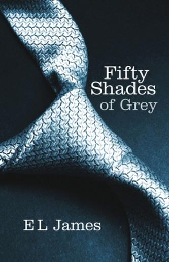 Fifty Shades of Grey 1 (v anglickém jazyce) - James E. L.