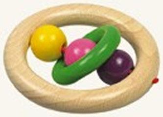 Kroužek do ruky - koule s kroužkem - Tino - neuveden