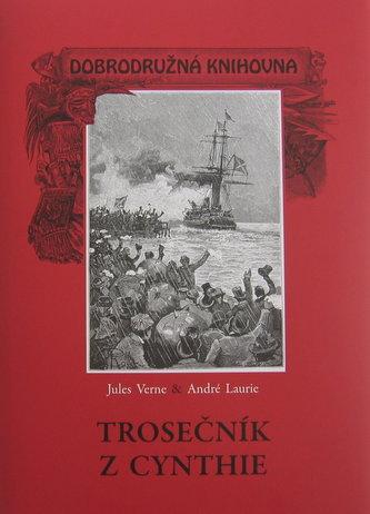 Trosečník z Cynthie - Jules Verne; André Laurie