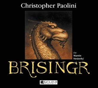 Brisingr - CD - Paolini Christopher