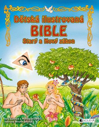 Dětská ilustrovaná bible - Starý a Nový zákon - neuveden