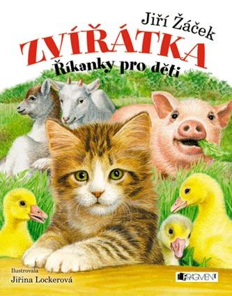 Zvířátka – Říkanky pro děti - Jiří Žáček