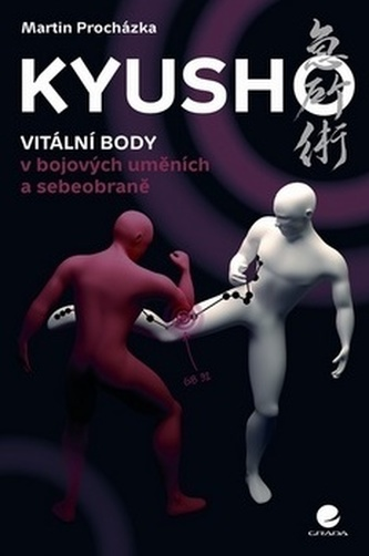 Kyusho - Vitální body v bojových uměních a sebeobraně - Ťin Cha