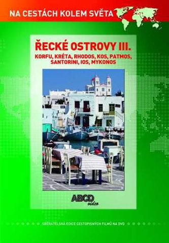 Řecké ostrovy III DVD - Na cestách kolem světa - neuveden
