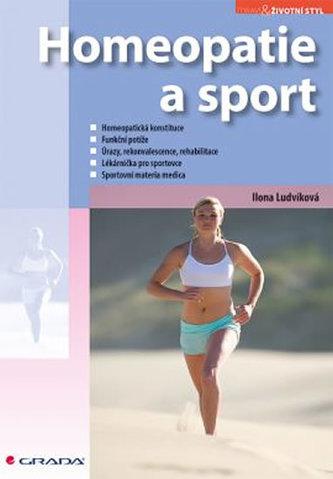 Homeopatie a sport - Ludvíková Ilona
