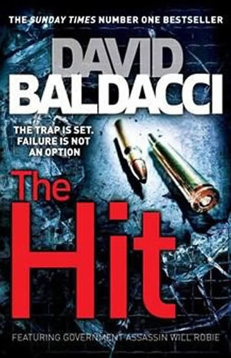 The Hit (anglicky) - Baldacci David