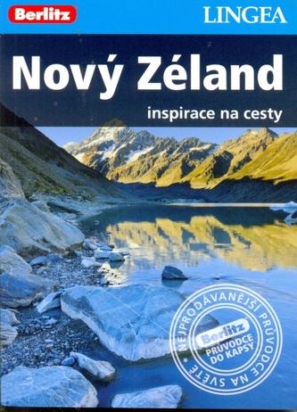 Nový Zéland - Inspirace na cesty - neuveden