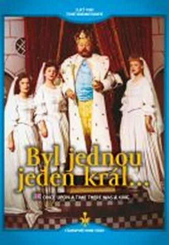 Byl jednou jeden král... - DVD (digipack) - neuveden