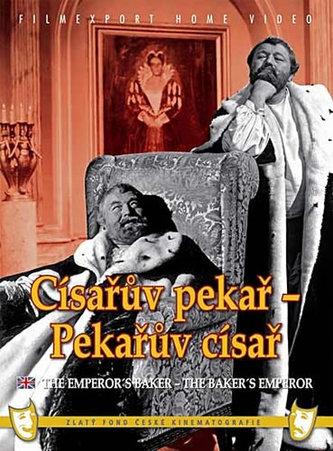 Císařův pekař - Pekařův císař - DVD (digipack) - neuveden