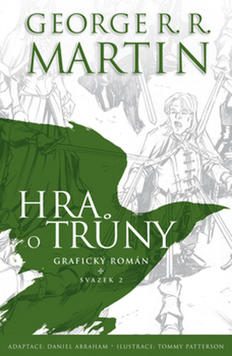 Hra o trůny komiks 2 - George R.R. Martin
